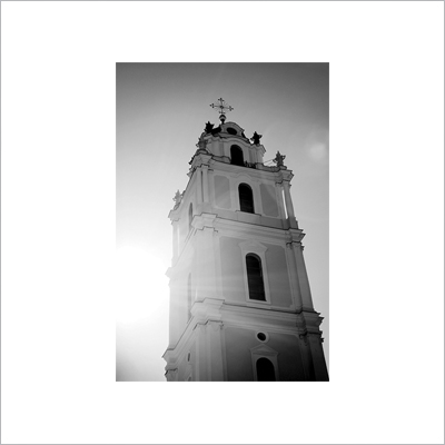 ST. JONES TOWER
